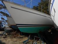 This 1987, Pearson 31 is located in Osterville, MA and