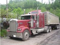 1994 Kenworth 900L, PRICE INCLUDES THE TRACTOR AND '95