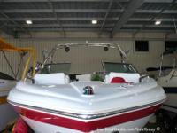 2005 Caravelle 242 Bow Rider w/ Wakeboard
