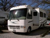 2003 Sea Breeze, 2003 35 ft motor home, 45K miles,