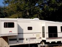35' 1994 Grand Teton 5th Wheel Affordable vacation home