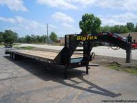 This unit is a 2013 Big Tex 22GN-35+5CP, 8.5' X 40',