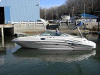 2003 Sea Ray 270 SUNDECK 2003 Sea Ray 270 Sundeck
