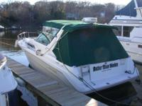 This Sea Ray Cruiser is perfect - turn key ready - for