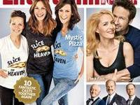 I have a selection of 35 Entertainment Weekly magazines
