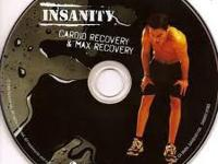 Insanity DVD set, awesome conditions all DVD's work and