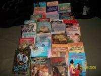 I have 35 Lurlene McDaniel books i am asking 50.00 for