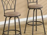 Great looking bar stools for only $35/each! These