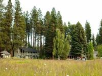 Mt Adams Lodge at the Flying L Ranch is offering 35 %