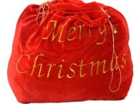 This Christmas Gift Bag is ideal to celebrate the