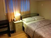 Yonge/finch room daily rent, clean, quiet and
