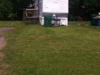 For rent in clean quiet location.  1 bed travel trailer