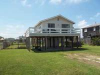 GALVESTON'S WEST END BEACH HOUSE FOR RENT. IN SEA ISLE