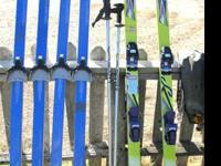 I Have 3 sets of VERY nice Ski's for sale~ The