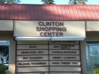 Clinton Shopping Facility (Situated on South Whidbey
