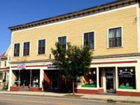 local businesses. Renewed historic building provides
