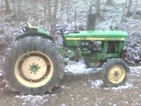 For Sale: 350 B Track Loader $6000 OBO and a 820 John