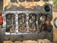 350 chevy had flat cam 82,000 miles 4 bolt main have
