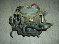 350 Rochester Chevy Carburetor - Made in USA - 2 Jet GM