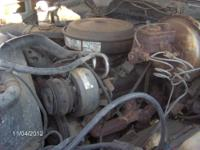 Used 1984 Chevy 350 4bbl. engine. Should be a 4 bolt