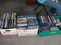 HAVE 350 DVD MOVIES FROM
