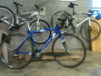 This is a 2002 or 2003(unsure) used Giant OCR 2 Road