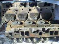 chevy heads Car parts for sale in the USA - used car part