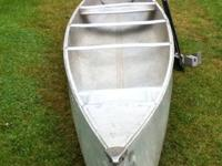 I have a 1992 Michi craft canoe that I would like to