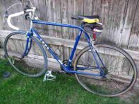 I'm selling a very nice 18 Speed Trek Elance 400 Road