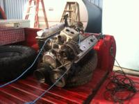 350 small block engine just pulled it out of truck this