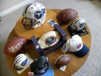 Game Football-Steve McNair - $350.00Chris Brown #29