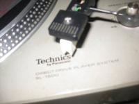 I bought this Vintage Technics 1500 Turntable new from