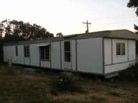 i have a really nice 14x60 single wide mobile home for