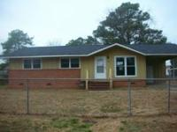 You can't beat this deal! 3 bedroom, 2 bath HUD home