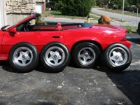"I have a set of 4 Classic Eagle Alloy 15"" rims with"