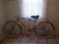 El Gordo 26'' Adult Big Boy bike with low-rider
