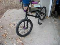 I have a specialized bmx bike bought this last july for
