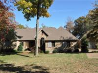 Custom Built home situated on a wonderful lake lot in