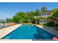 Spectacular & very private, celebrity gated pool estate