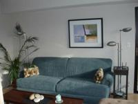 Spacious and bright, luxury condo (1BR/1BA) for