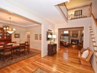 Magnificent custom built home situated on almost 1