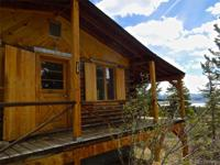 This amazing property is home to Aspens, Doug Firs,