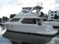 2006 Carver 46 VOYAGER This is a very clean and well