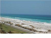 Beautiful Gulf front beach & sound views in white