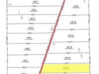 This 84.36 acre parcel (Lots 14 & 15) is located near