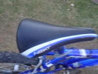 "heres a nice boys 20"" turbo bike by next,rides"