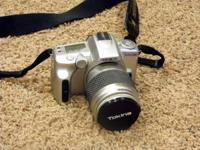 For sale- This is an awesome 35mm camera. It comes with