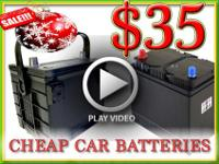 We sell used car batteries for all year,makes and