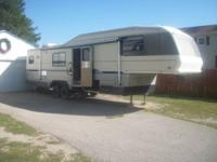 We have a 35 ft 1991 Avion 5th Wheel that is in
