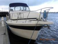 1985 Chris Craft Constellation 35 footer. Two